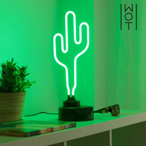 Wagon Trend 6W Kaktusz Neon Lámpa